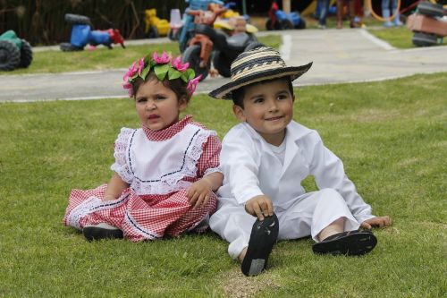 children latino folklore