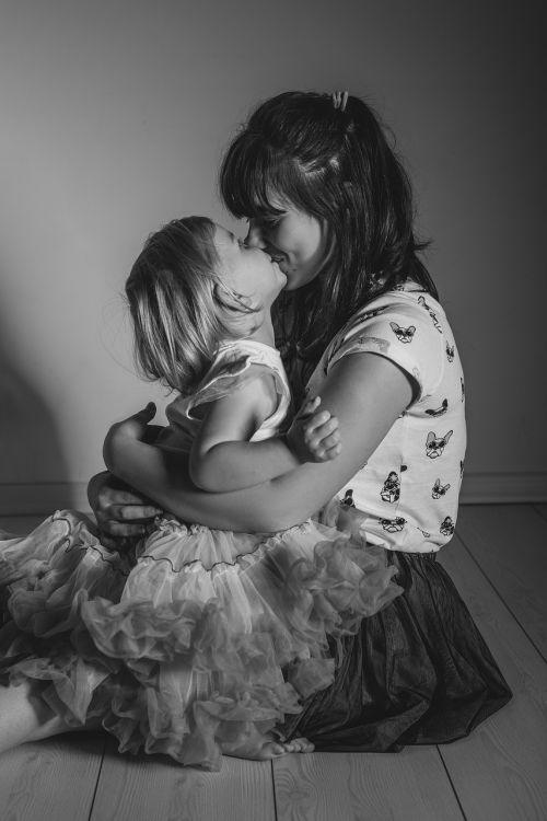 children sisters child