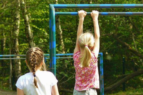 children playground child
