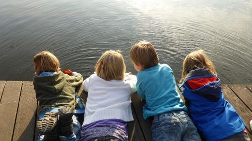 children nature development