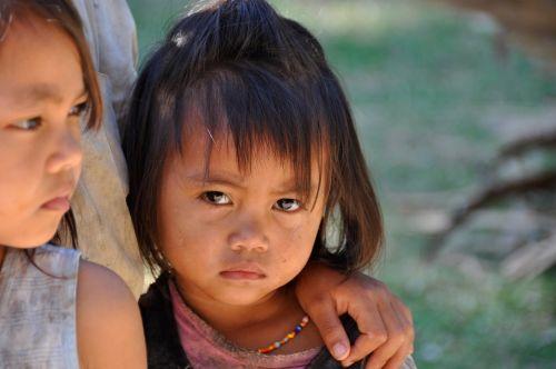 children cambodia girl