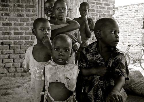 children uganda africa