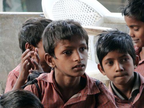 children students school