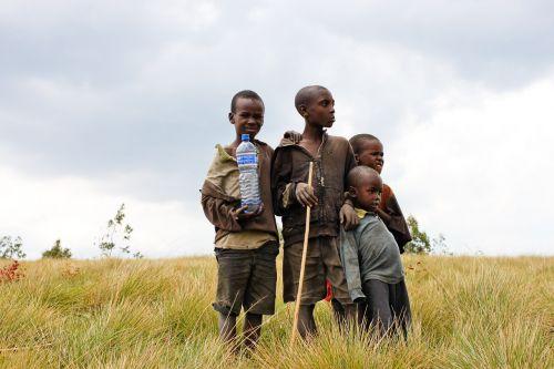 children burundi bottle