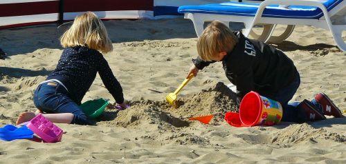 children playing child children