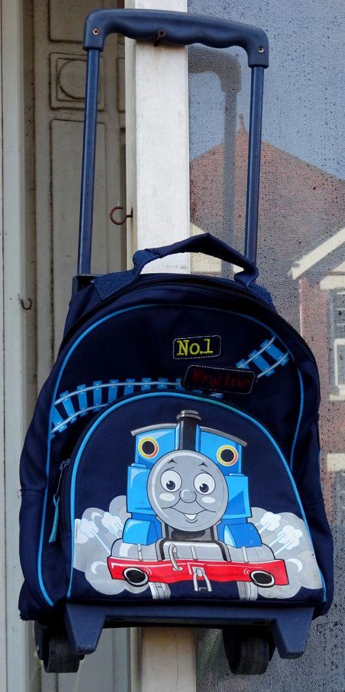 Children Train Shopping Trolley