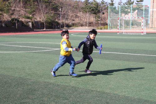children's running athletic