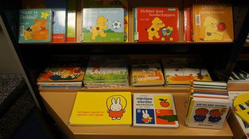 children's books books library