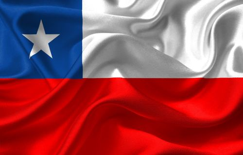 chile flag national