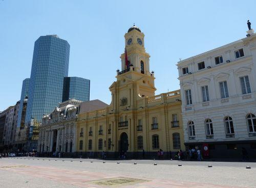chile south america santiago