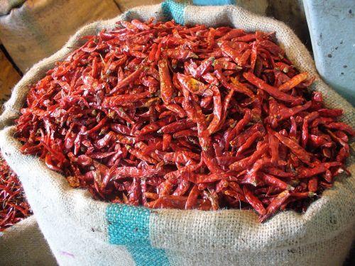 chili mumbai market