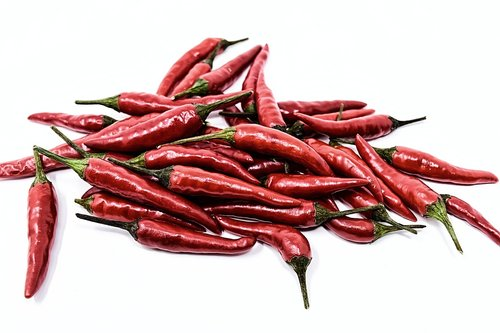 chili  superscharf  red