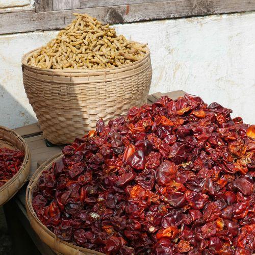chili spices market