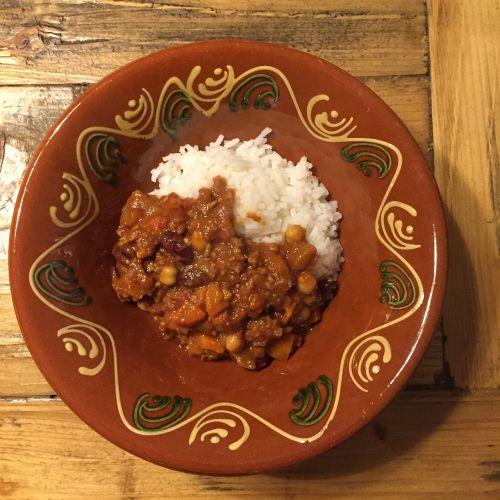 chili con carnei food autumn