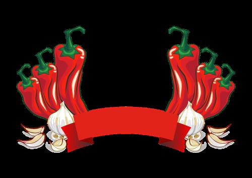 chilli label savory
