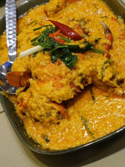chilli crab thai
