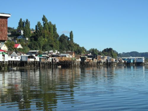 chiloé chile stilt houses