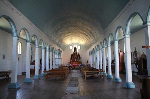 chiloé church south