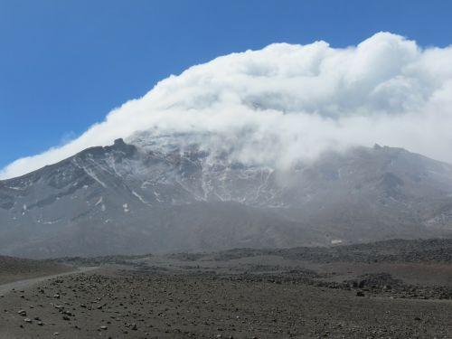chimborazo volcano ecuador