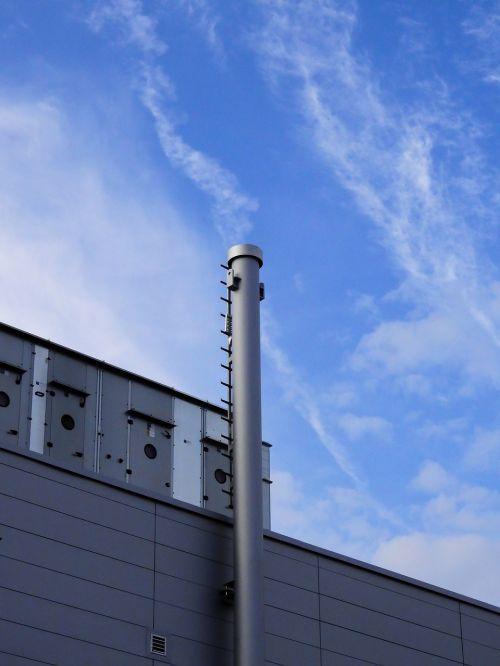 chimney industry industrial plant