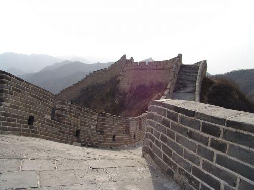 china wall beijing