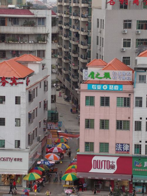 china gangzhou travelling