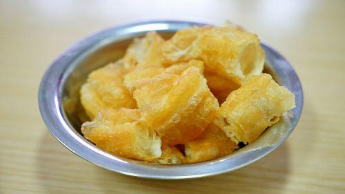 china gourmet deep-fried