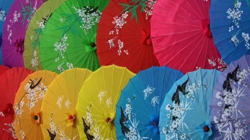 china memoirs of a geisha parasols
