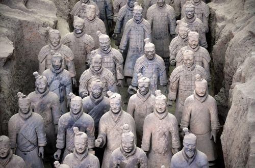 china xian army