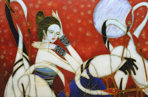 china art partitioned