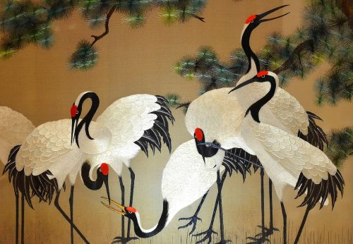 china art tapestry