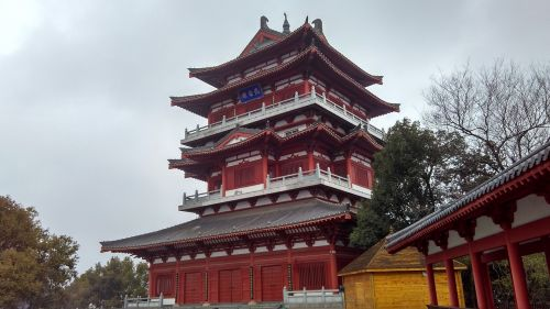 china building chinese ancient architecture