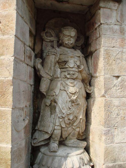 china sculpture idol
