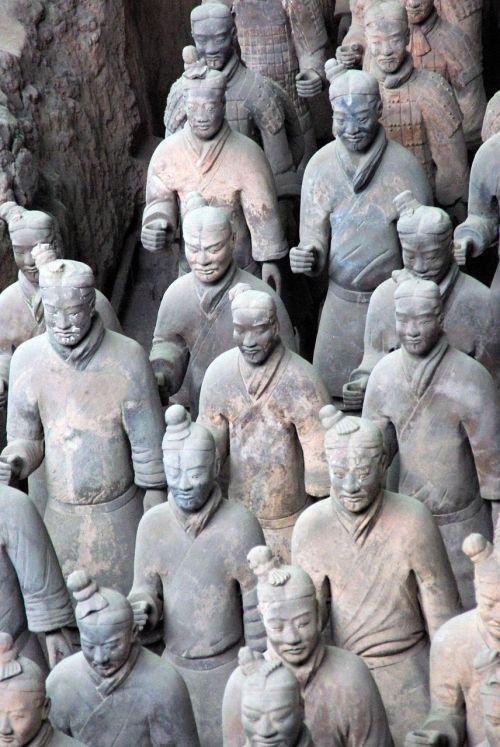 china xian soldier