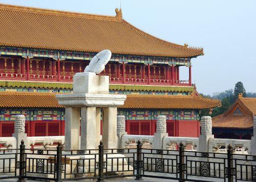china pekin forbidden city