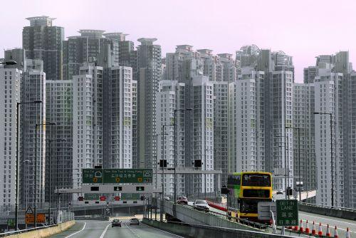 china hong kong skyscraper