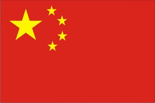 china flag national flag