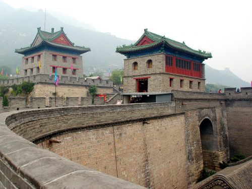 china,wall,bastion,fortin,fortification,great wall of china
