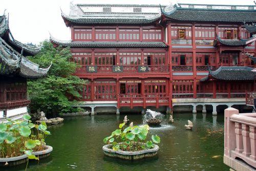 china shanghai mansion yu