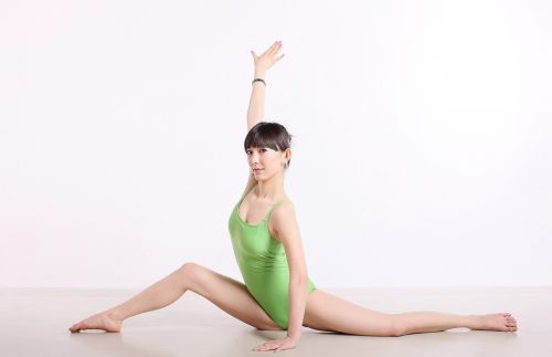 china yoga dance