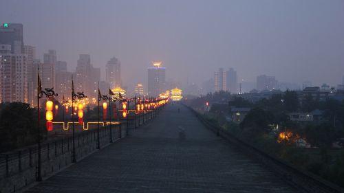 china night lights