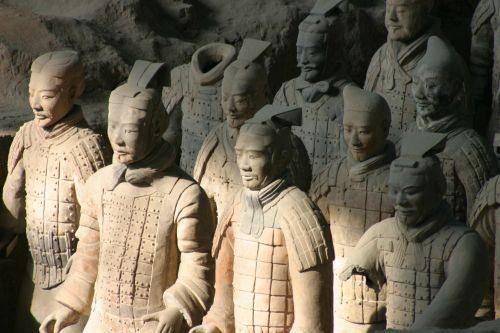 china xian grave keeper