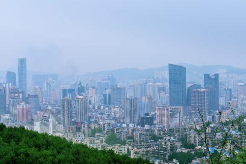 china guiyang guiyang old city