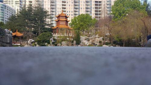china chinese garden architecture