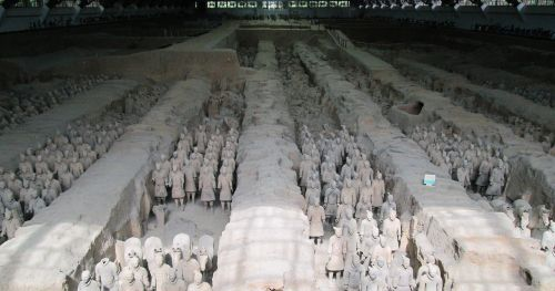 china xian the terracotta army