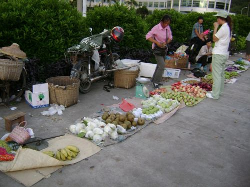 china sidewalk vendor vendor