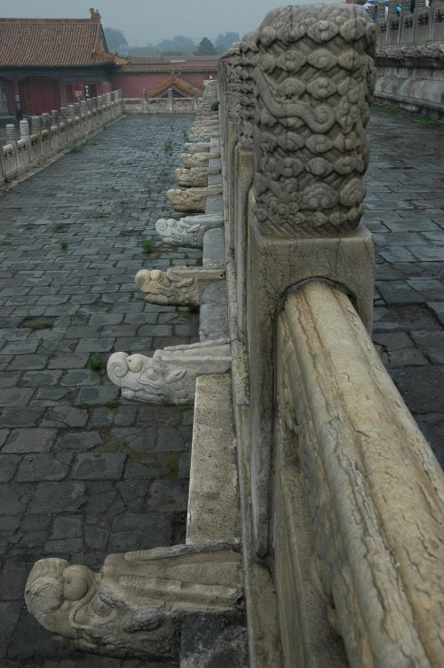 china handrail stone