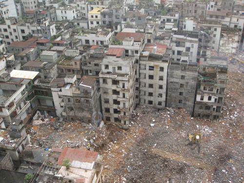 china rubble palaces