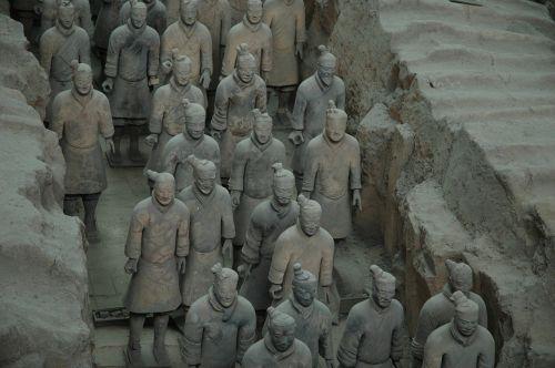 china terracotta warriors travel