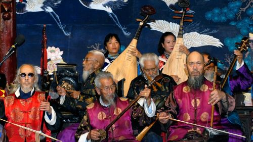 china orchestra music
